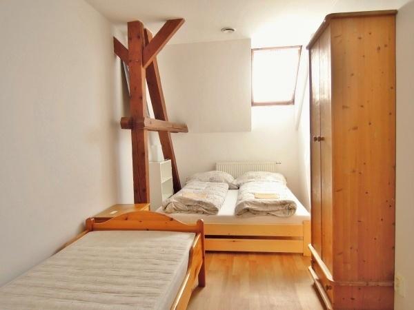 Agroturistika - venkovská turistika - Farma v Hodousicích - velké apartmá