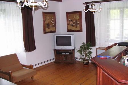 Penziony Šumava ubytování - Penzion v Novém Dvoře - pokoj