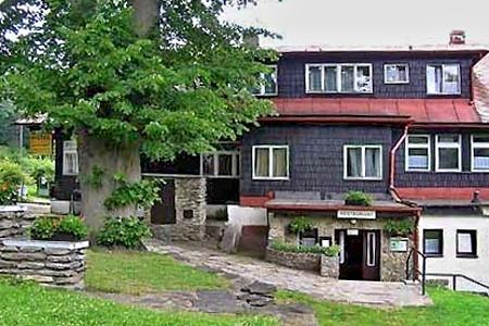 Silvestr na horách - Šumava - Hotel v Hojsově Stráži