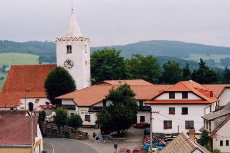 Penzion - farma v Kochánově na Šumavě