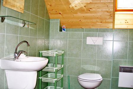 Šumava Penziony - Penzion u Kolince - koupelna