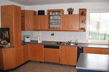 Agroturistika - venkovská turistika - Farma v Kunčicích - kuchyň