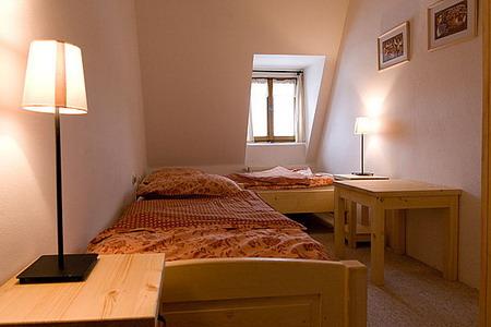 Ubytování Beskydy - Hotel na Soláni v Beskydech - pokoj