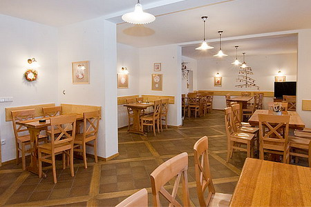 Ubytování Beskydy - Hotel na Soláni v Beskydech - restaurace