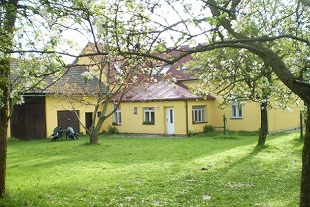 Ubytov�n� Beskydy - Domek u T�rlick� p�ehrady