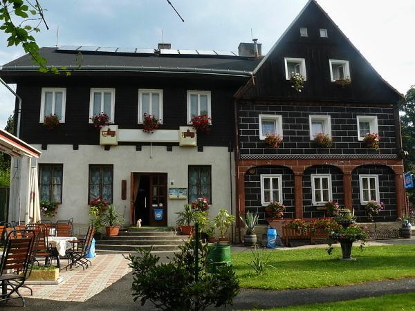 Penzion v Českém Švýcarsku