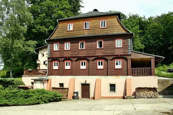 Rodinný penzion pod hradem - České Švýcarsko