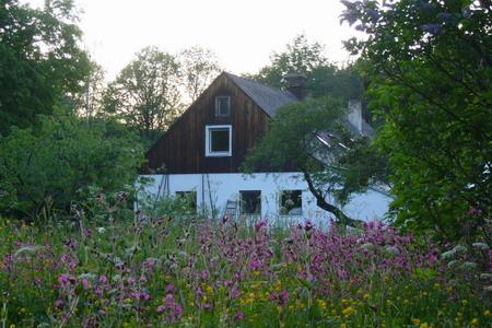 Jeseníky - ubytování - Ekofarma v Podlesí