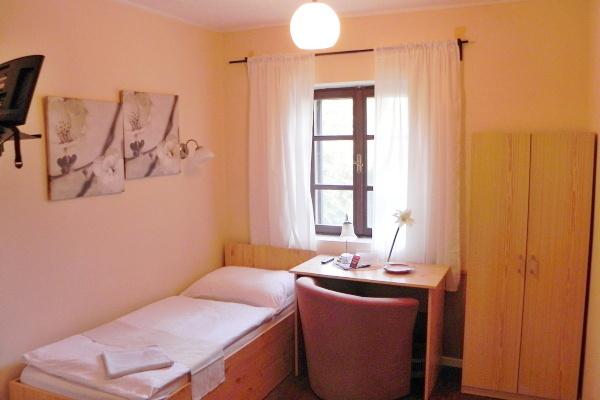 Penziony jižní Morava - Penzion v Břeclavi - pokoj