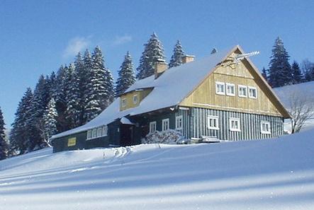 Vánoce 2019 na horách Krkonoše