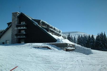 Vánoce na horách - Krkonoše- Chata nad Pecí pod Sněžkou