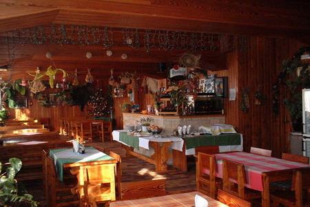 Ubytování Krkonoše - enzion v Rokytnici nad Jizerou v Krkonoších - restaurace