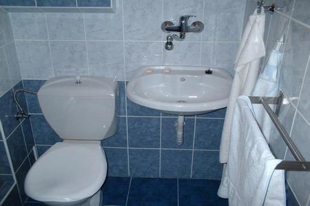 Ubytování Krkonoše - enzion v Rokytnici nad Jizerou v Krkonoších - koupelna