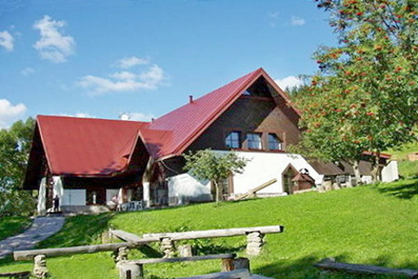 Horské domy ve Strážném v Krkonoších