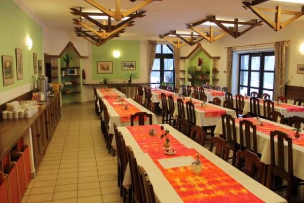 Ubytování Krkonoše - Horské domy ve Strážném v Krkonoších - restaurace