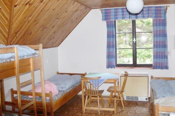 Ubytování Krkonoše - Horské domy ve Strážném v Krkonoších - pokoj