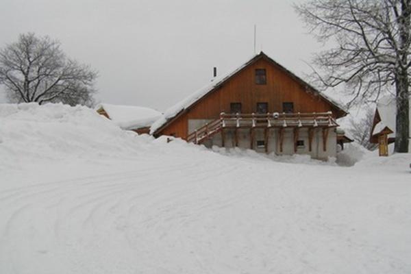 Silvestr na hor�ch - Orlick� hory - Apartm� v Rokytnici v Orlick�ch hor�ch