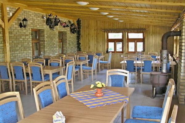 Penziony Orlické hory - Penzion v podhůří Orlických hor - restaurace