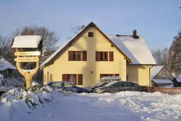 Silvestr na hor�ch - Orlick� hory - Apartm�nov� d�m v Sedlo�ov�