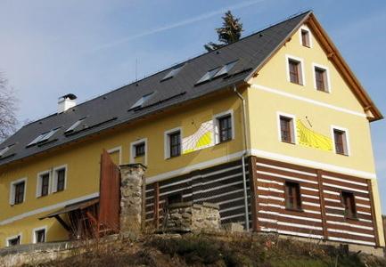 Ubytování Jizerské hory - Chata v Jindřichově v Jizerských horách - sauna