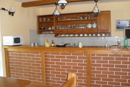 Agroturistika - venkovská turistika - Farma v Českém Středohoří - bar